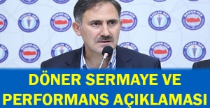 Semih Durmuş#039;tan performans ve...